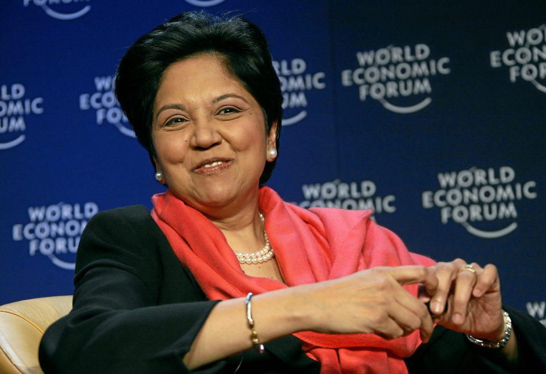 Indra K. Nooyi, Chairman and Chief Executive Officer, PepsiCo, USA; Co-Chair of the World Economic Forum Annual Meeting 2008, Davos, Switzerland, 01/27/08.