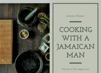 Cooking with a Jamaican Man