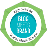 blog meets brand logo