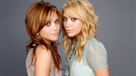 olsen twins2154835 bigthumbnail - Hairstyles That Drive Men Wild