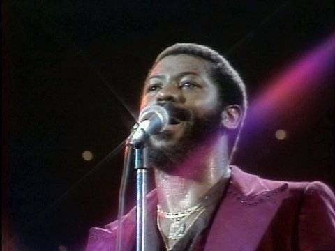 Teddy Pendergrass performs Close the Door on the Midnight Special [1978]