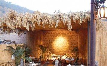 Saidpur Village eatery - how romantic living in Islamabad
