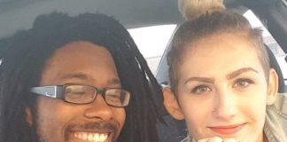 pro-Black and interracial dating - Bagheera and friend