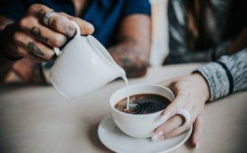 Coffee and couples photo Anete Lusina How Caffeine Affects Your Health and Your Relationships