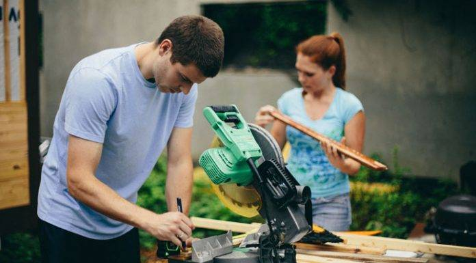 Spruce Up Your Relationship With a Simple Outdoor Project
