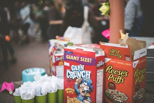 These Foods are Still Hurting Your Health capn crunch reeses puffs