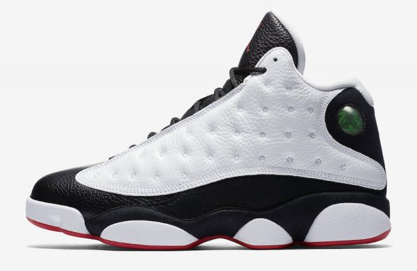Air Jordan 13 side view