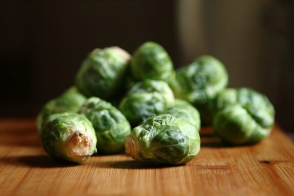 5 Last Minute Healthy Thanksgiving Day Recipes Brussel sprouts