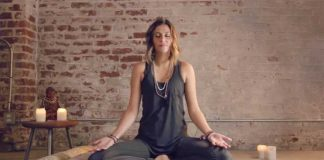 Yoga for the Bedroom May Boost Your Relationship seated medition