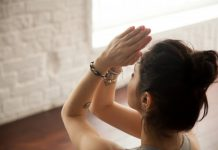 depression young-attractive-woman-making-namaste-gesture_1163-4064