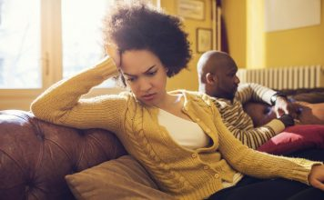 why do men settle for less African American couple 1024x682