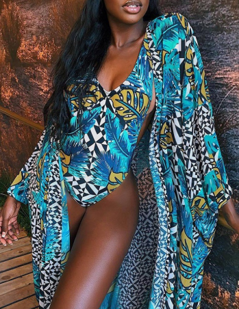 packing list for jamaica blue print swimwear with cover
